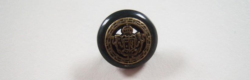 Lt Blue/Navy Buttons 8